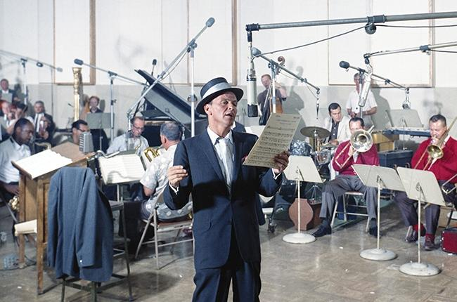 What do you think of Frank Sinatra?