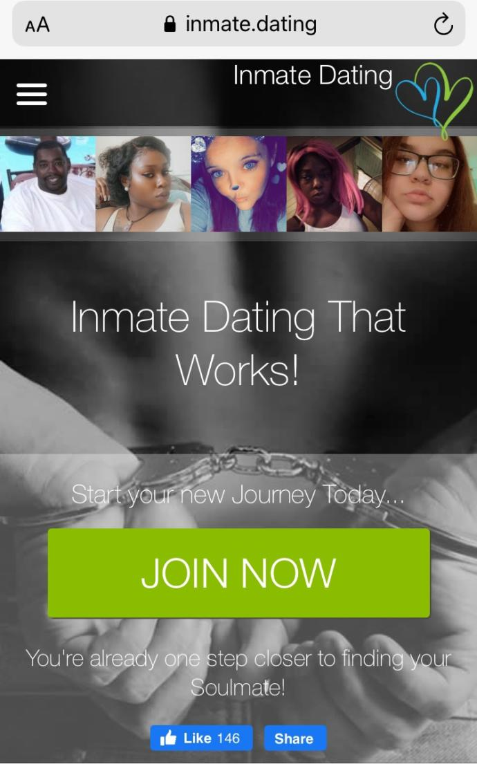 How Do You Feel About Inmate Dating Sites?