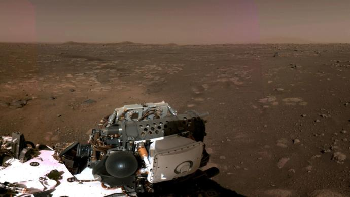 What do you think of the very first real video footage of Mars?