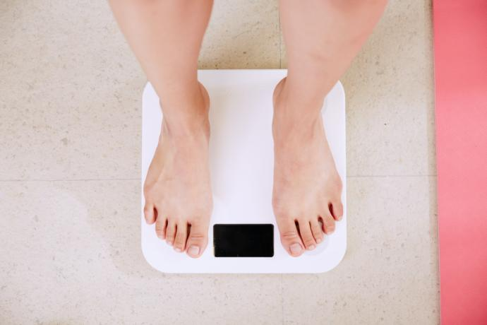 Did you lose weight when suffering from COVID-19?