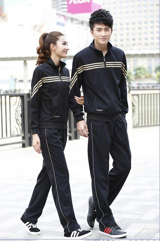 Would you be into these matching outfits as a couple?