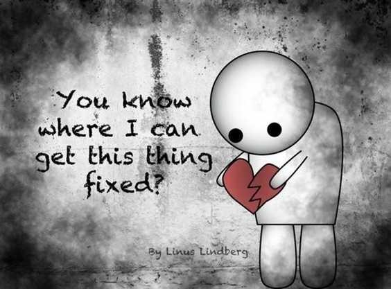 Have you ever been truly heartbroken?