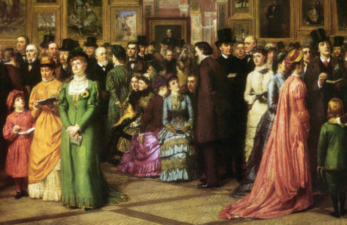 Why was it so important for Victorian period women to change their clothes so often?