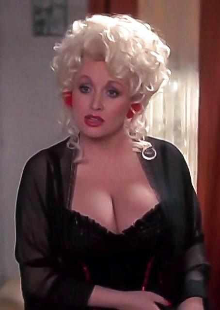 Would you get it on with a young Dolly Parton?
