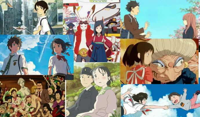 Suggest me some Anime movies to watch?