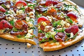 What is the most unusual pizza topping that you have used and/or eaten on a pizza?