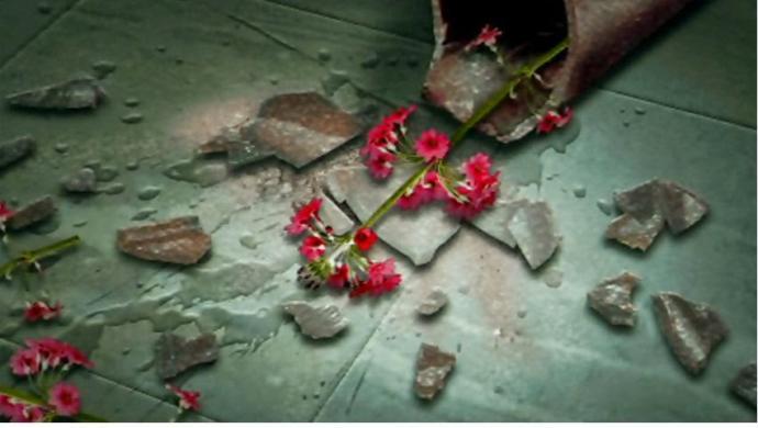 Broken to pieces, when is it not repairable