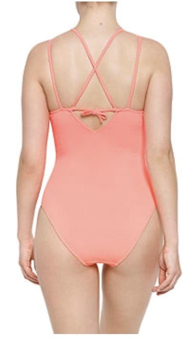 Which of these pink swimsuits do you like?