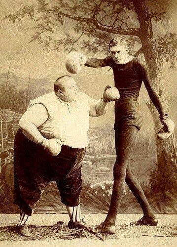 Too Fat vs. Too Skinny