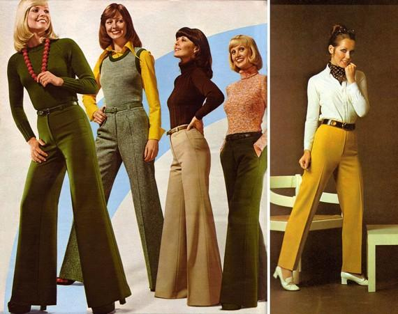 Which decade was the most fashionable?