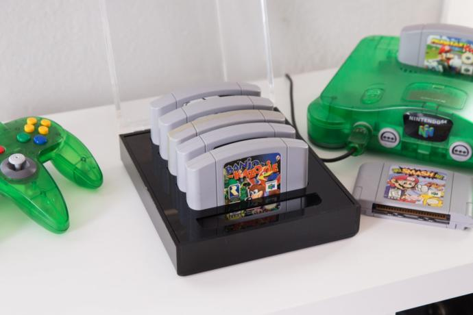 Anyone here have a Nintendo 64 growing up? What were your favorite games?