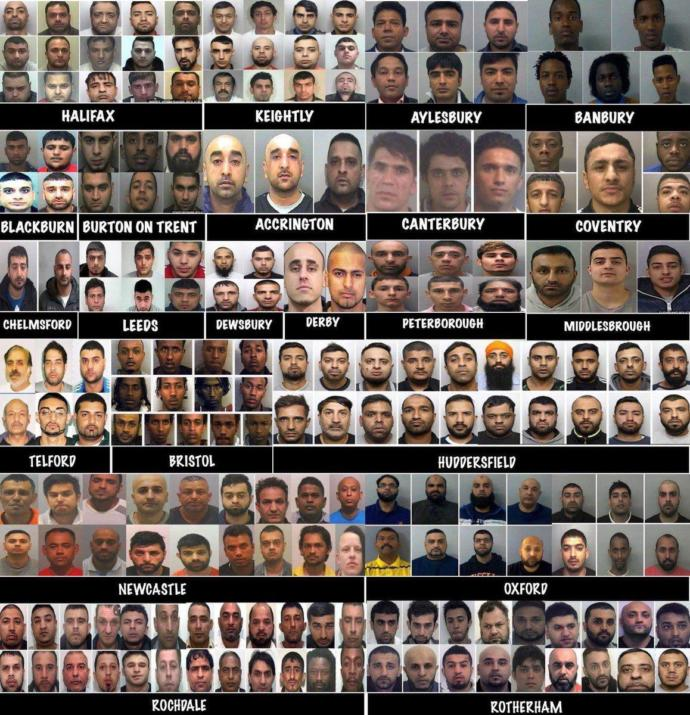 Grooming Gangs! Why is the UK media & government now ignoring this ongoing gang rape crisis & racist targeting of young white girls?