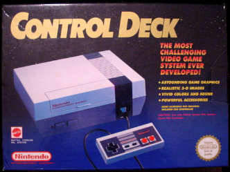 Did you have an NES growing up?