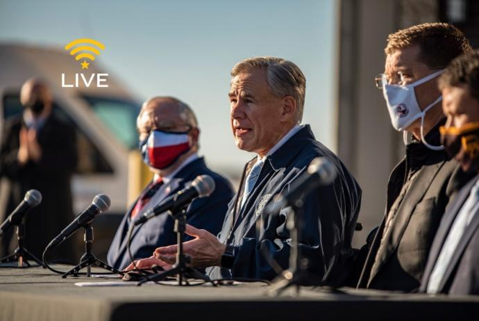 TEXANS are you all for or against Greg Abbott doing away with the mandatory mask mandate?