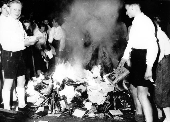 """Is """"Cancel Culture"""" today's equivalent of book burning?"""