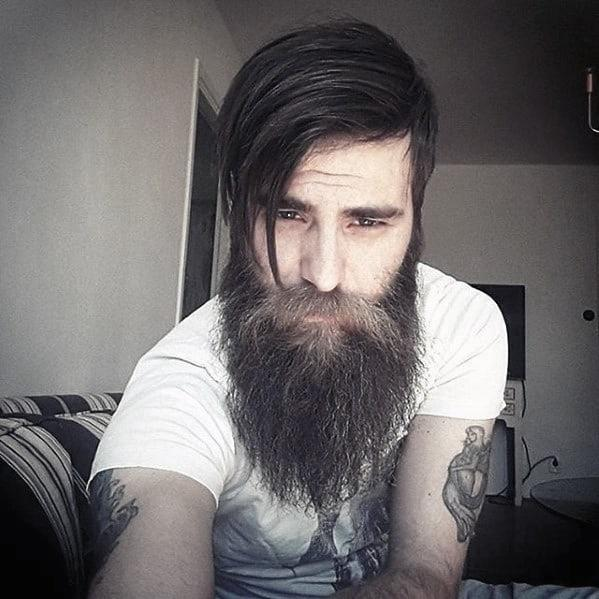 Ladies, do you find men who have full beards attractive?