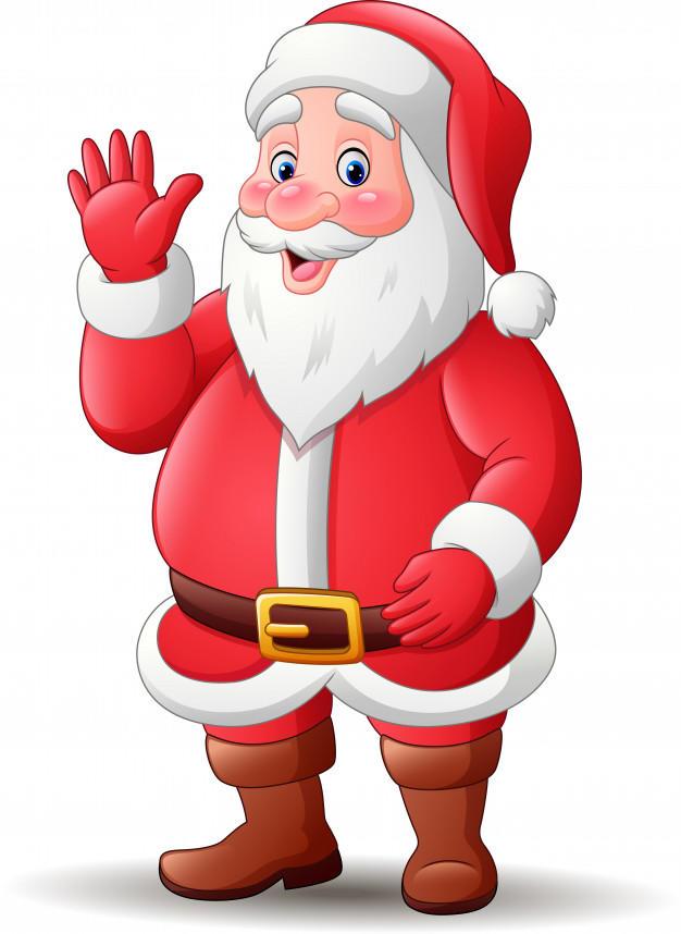 fake Santa claus