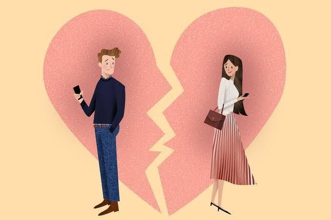 What does it mean if your ex started stalking you?