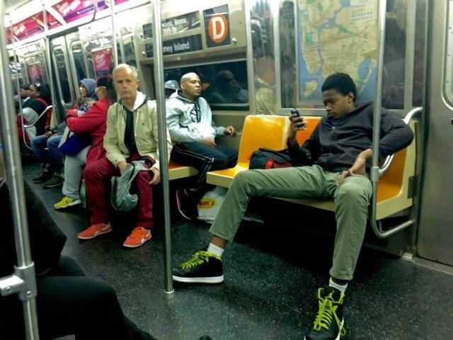 What do you think about men who manspread?