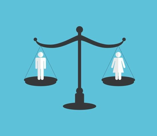 Is it ok to judge men by his weight and women by her weight?
