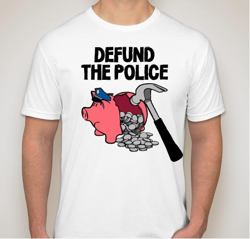 Will you publically wear Defund the police T-shirt?