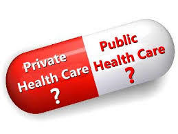 Which is better: private or public health care?