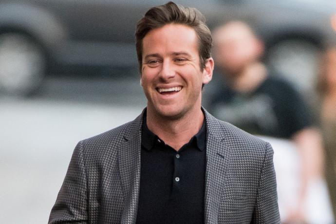 Do you think Armie Hammer will rehabilitate his acting career?