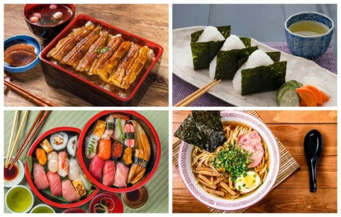 Chinese food or Japanese food, which one do you prefer more?
