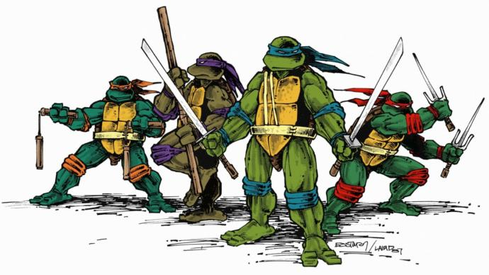 Which Ninja Turtle is your favorite?