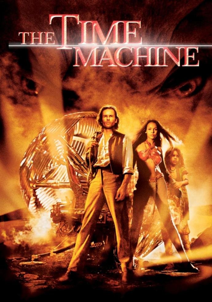 Which version of The Time Machine do you like?