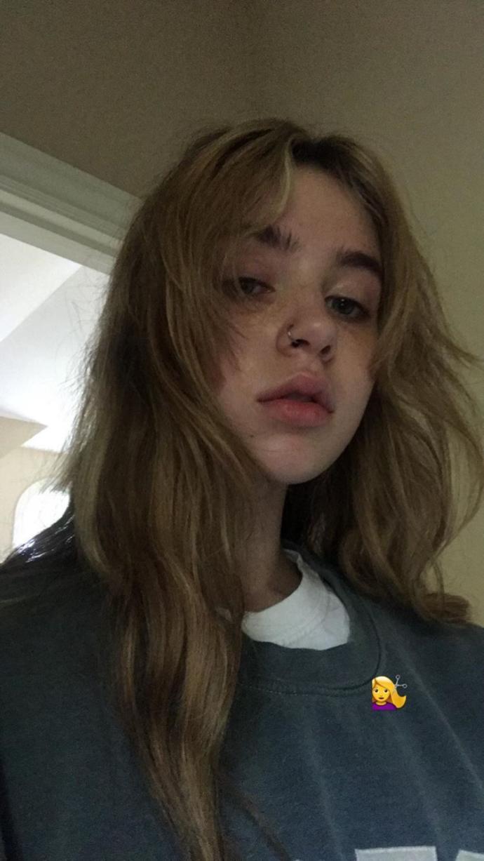 Does she need a haircut? ?