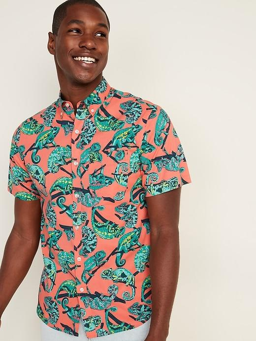 Do You Like To Wear Patterned Clothes or Solid Colored Clothes?