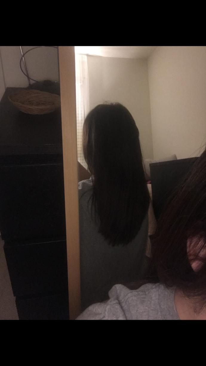 that's my current length