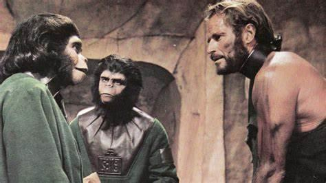 Is the original Planet of the Apes a Racist movie?