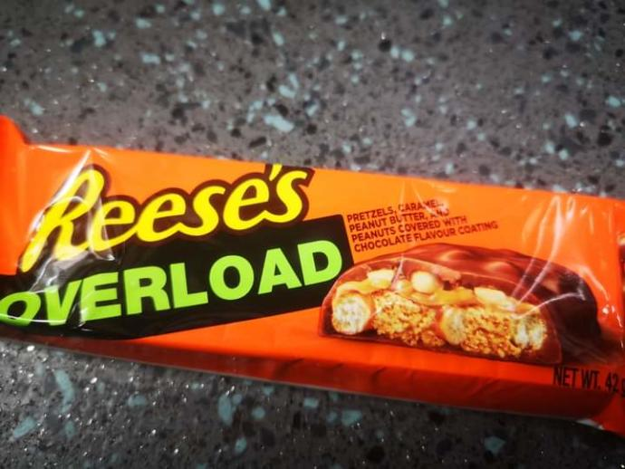 Have you had these Reeses bars before?