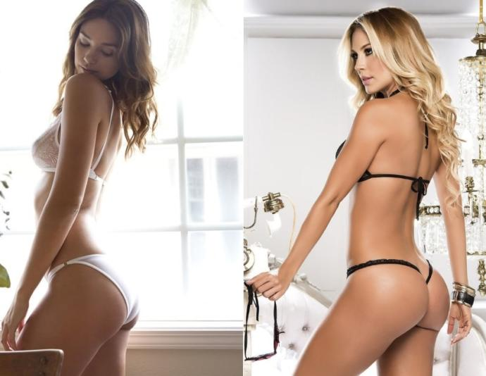 Michelle Vawer (Canada) VS Lina Posada (Colombia), PLAY-OFF, who is prettier?