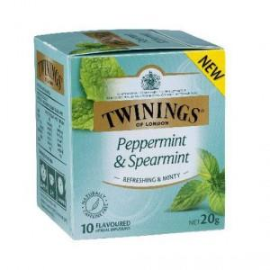 When it comes to tea, do you prefer peppermint or spearmint?