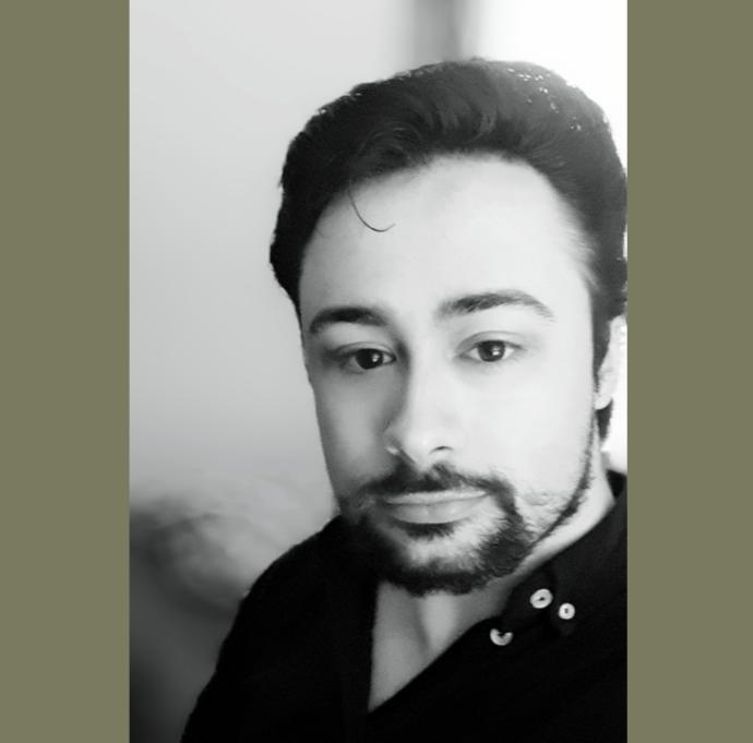 Does this B/W picture suit me?