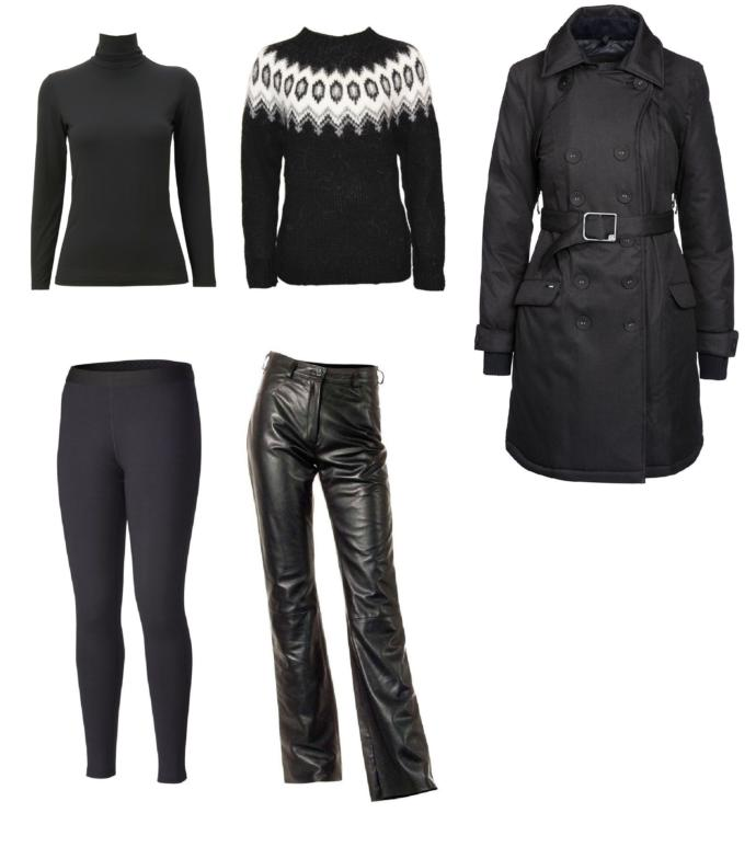 Girls, whats the warmest temperature you could wear this outfit comfortably?