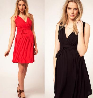 Going out with my husband, Black or red?