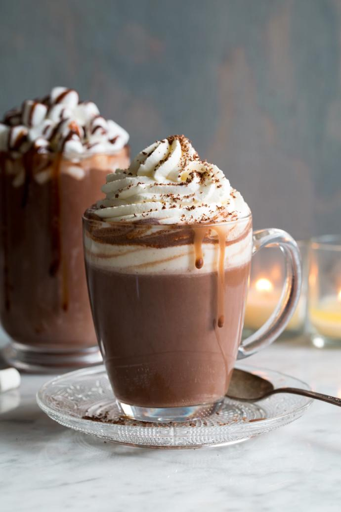 How do you feel about hot drinks?
