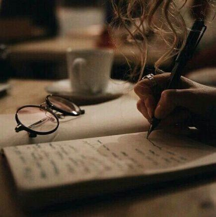 There is just one question for you, how do I finish a story that I believe is going to be great?