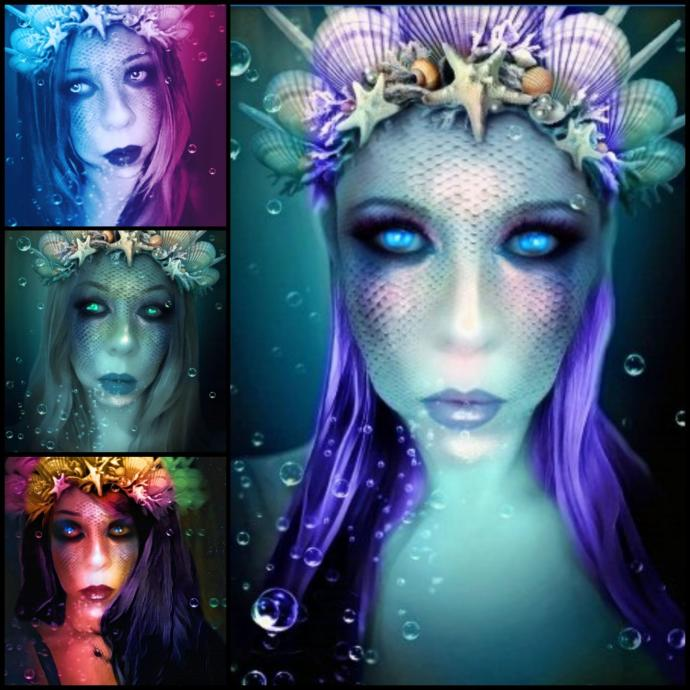 Do you like Mermaids or Clowns better?