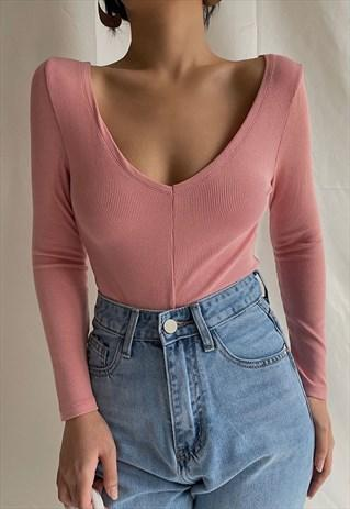 Which color of this top would look better with white hair?