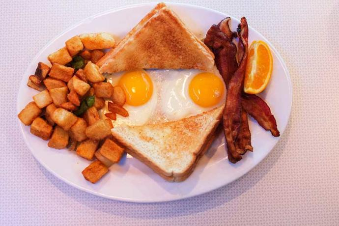 What are you making for breakfast this morning?