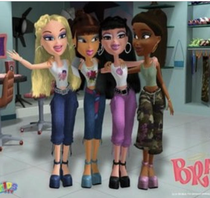 Is it normal that I'm almost 20 and I feel like I miss the bratz movies and video games that I played as a kid?