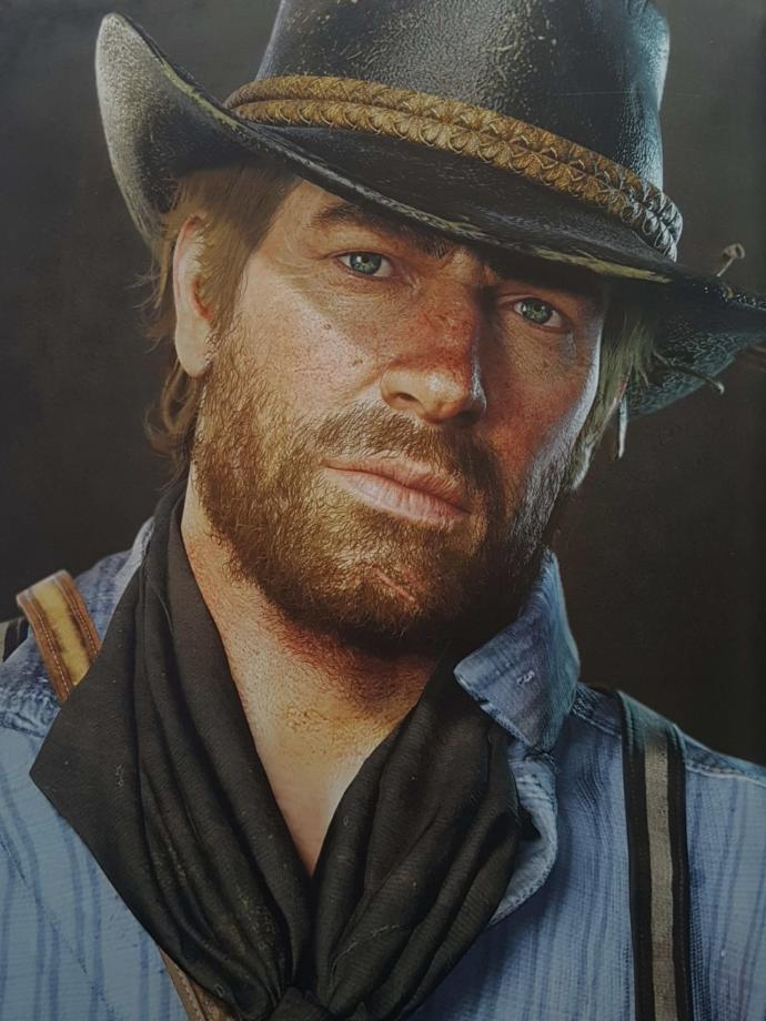 Ladies do you find Arthur Morgan physically attractive?