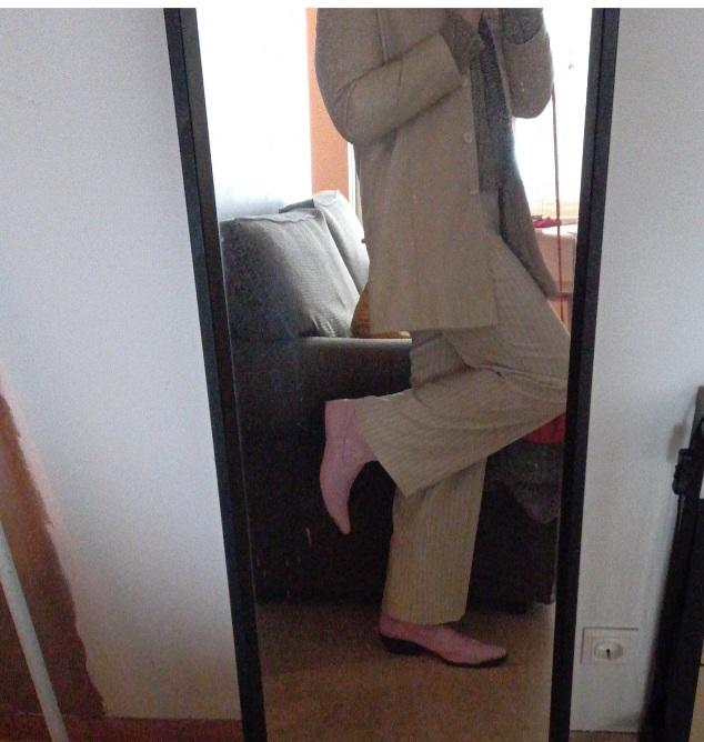 How do these boots look with this outfit?