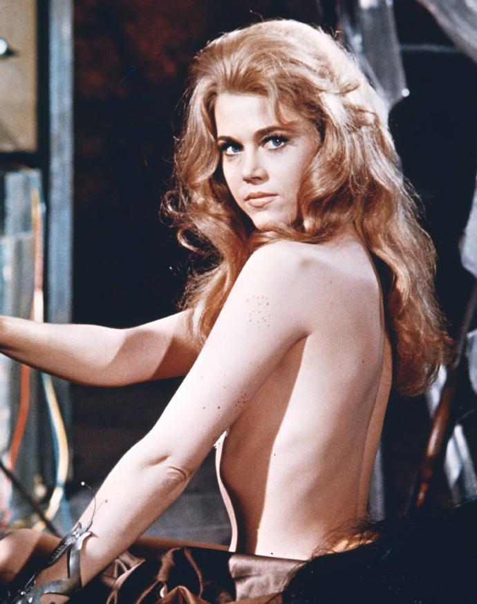Do you realize how hot Jane Fonda was?