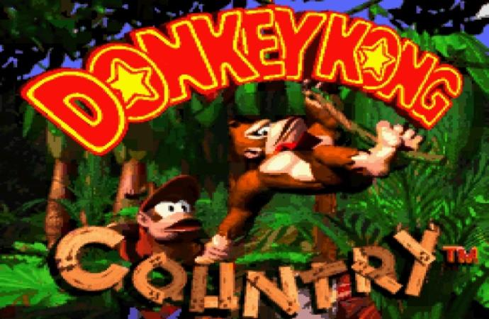 Have you ever played a video game called Donkey Kong Country?